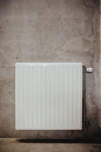 Jaarlijks onderhoud radiator